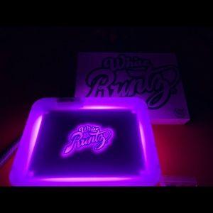Glow Tray White Runtz Brand New